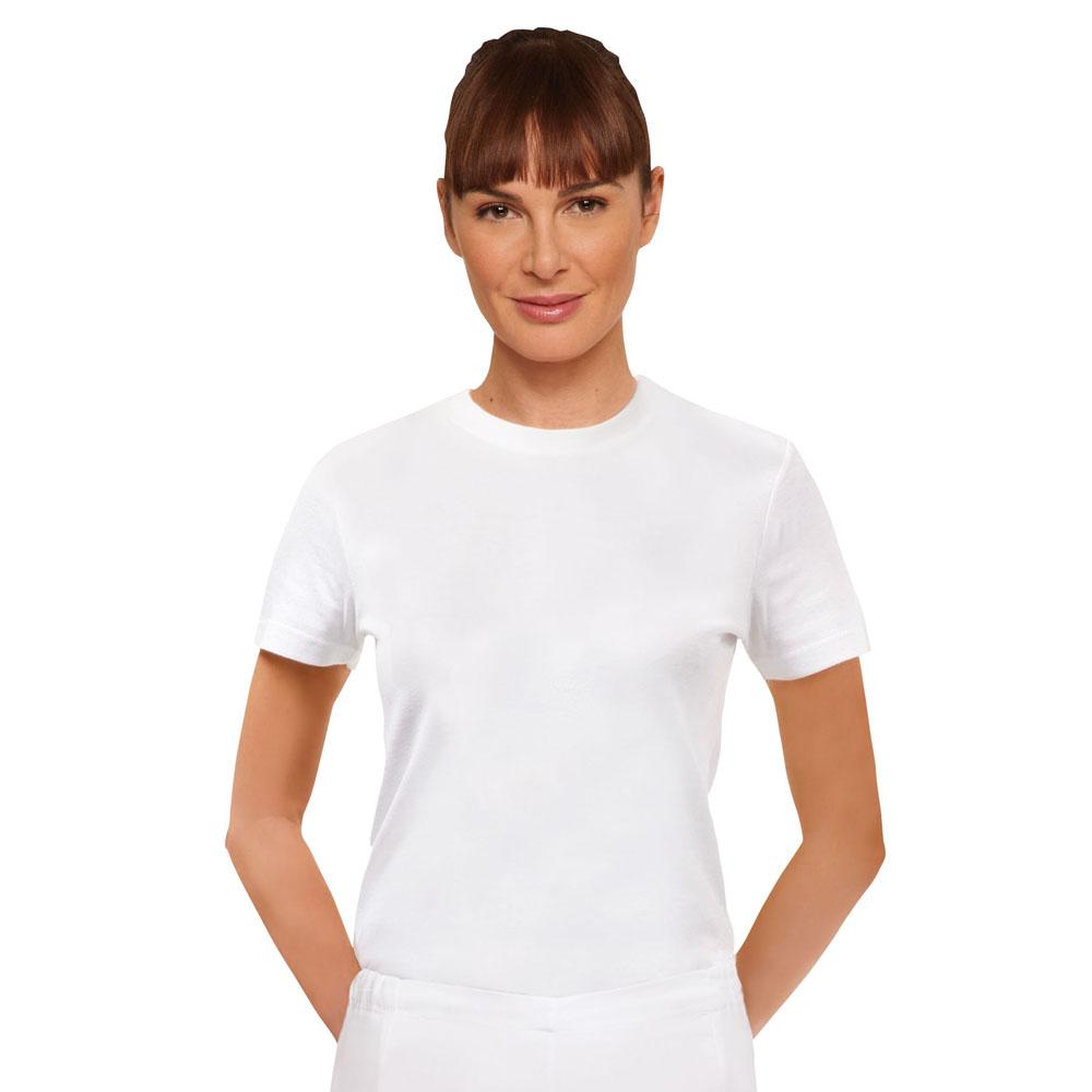 T Shirt Unisex Bianca O Colorata Cotoniera Ingrosso