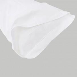 4211 federa bianca cotone